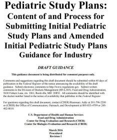 PSP guidance
